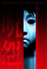 Ju-On: The Grudge Movie Poster