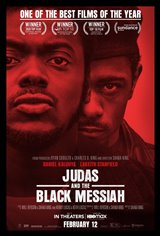 Judas and the Black Messiah Movie Poster Movie Poster