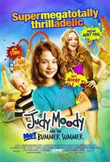 Judy Moody and the NOT Bummer Summer Movie Poster Movie Poster