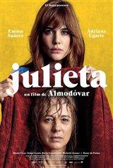 Julieta (v.o.s.-t.f.) Affiche de film