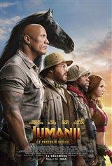 Jumanji : Le prochain niveau Affiche de film