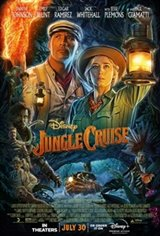 Jungle Cruise 3D Movie Poster