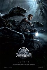 Jurassic World Affiche de film