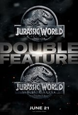Jurassic World Double Feature Movie Poster