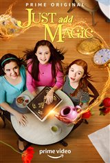 Just Add Magic (Amazon Prime Video) Movie Poster