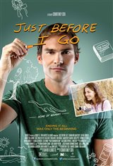 Just Before I Go Movie Poster