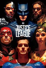 Justice League Affiche de film