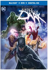 Justice League Dark Large Poster