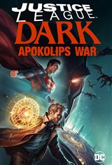 Justice League Dark: Apokolips War Movie Poster