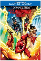 Justice League: The Flashpoint Paradox Movie Poster Movie Poster