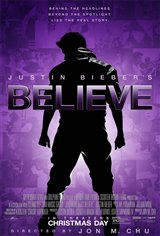 Justin Bieber's Believe Movie Poster Movie Poster