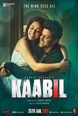 Kaabil (Hindi) Movie Poster