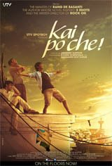 Kai Po Che! Movie Poster
