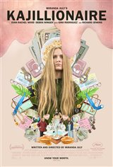 Kajillionaire (v.o.a.) Affiche de film
