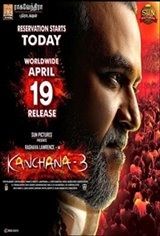 Kanchana 3 (Tamil) Movie Poster