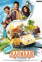 Karwaan Movie Poster