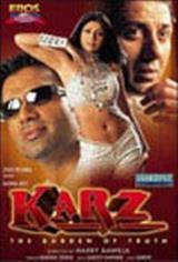 Karz: The Burden of Truth Movie Poster