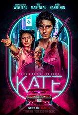 Kate (Netflix) Movie Poster
