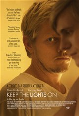 Keep the Lights On Movie Poster