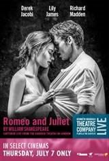 Kenneth Branagh Theatre Company's Romeo and Juliet Movie Poster