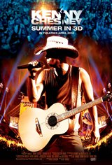 Kenny Chesney: Summer in 3D Movie Poster Movie Poster