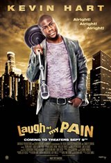 Kevin Hart: Laugh at My Pain Movie Poster