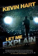 Kevin Hart: Let Me Explain Movie Poster