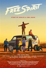 Khalid: Free Spirit Movie Poster