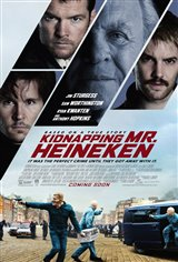 Kidnapping Mr. Heineken Movie Poster