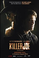 Killer Joe Movie Poster Movie Poster