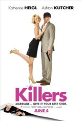 Killers (2010) Movie Poster Movie Poster