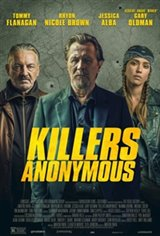Killers Anonymous Movie Poster Movie Poster