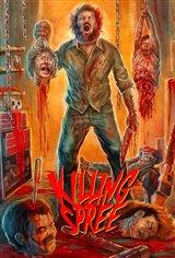 Killing Spree (1987) Affiche de film