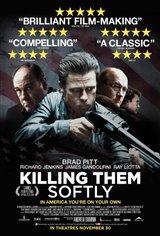 Killing Them Softly Movie Poster