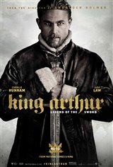 King Arthur: Legend of the Sword Affiche de film
