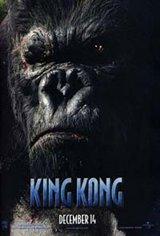 King Kong (v.f.) Affiche de film