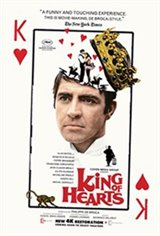 King of Hearts Movie Poster