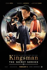Kingsman: The Secret Service Affiche de film