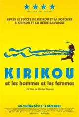 Kirikou et les hommes et les femmes Movie Poster
