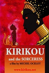 Kirikou & The Sorceress Movie Poster