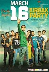 Kirrak Party (Telugu) Movie Poster