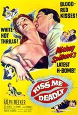 Kiss Me Deadly Movie Poster