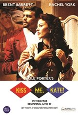 Kiss Me, Kate! Affiche de film