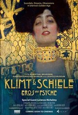 Klimt & Schiele: Eros and Psyche Movie Poster