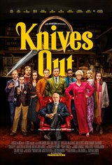 Knives Out Movie Poster Movie Poster