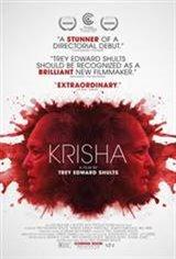 Krisha Movie Poster