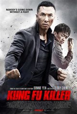Kung Fu Killer Movie Poster