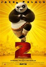 Kung Fu Panda 2 (v.f.) Movie Poster
