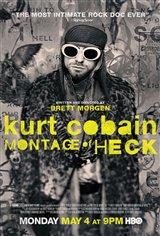 Kurt Cobain: Montage of Heck (v.o.a.) Affiche de film