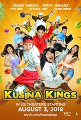 Kusina Kings Affiche de film
